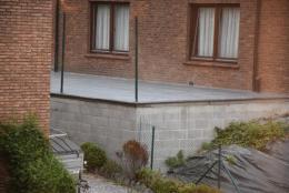 élévation terrasse