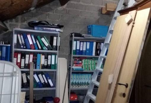 aménagement grenier en bureau